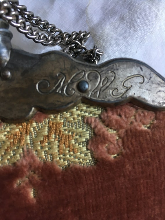 Vintage Edwardian Handbag - image 9