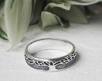 Pagan Wedding Rings Etsy