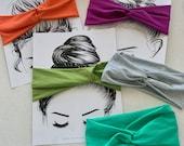 Athletic workout headbands