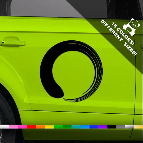 "2 of 8/"" Reef Surf //A skate car truck window bumper vinyl stickers decals die cut"