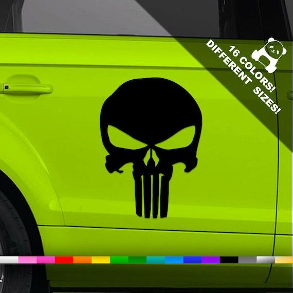 8 COLORS JEEP Iron Man Avengers Car Truck Vinyl Decal Sticker JEEP WRANGLER