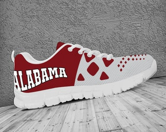 37857c7e0fb6 Alabama Crimson Tide Fan Running Shoes   Sneakers   Trainers - Men