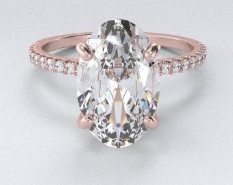 Blake Lively Wedding Ring.Blake Lively Ring Etsy