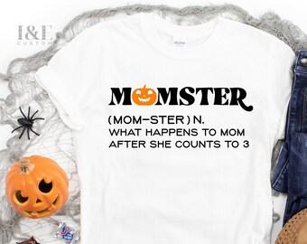 Halloween Mum Shirt   Halloween Women's Shirt   Funny Halloween Shirt   Pumpkin T-shirt   Funny Halloween Tee   Gift For Mum   Mum Halloween