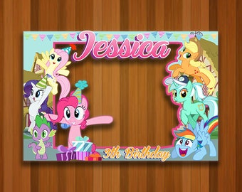 My Little Pony Booth Etsy