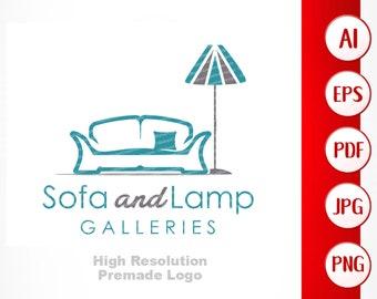 Sofa Logo Etsy