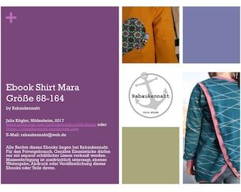 eBook Pullover Shirt Mara 68-164