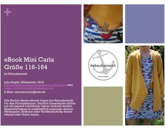 eBook Mini Carla Cardigan Strickjacke 116-164