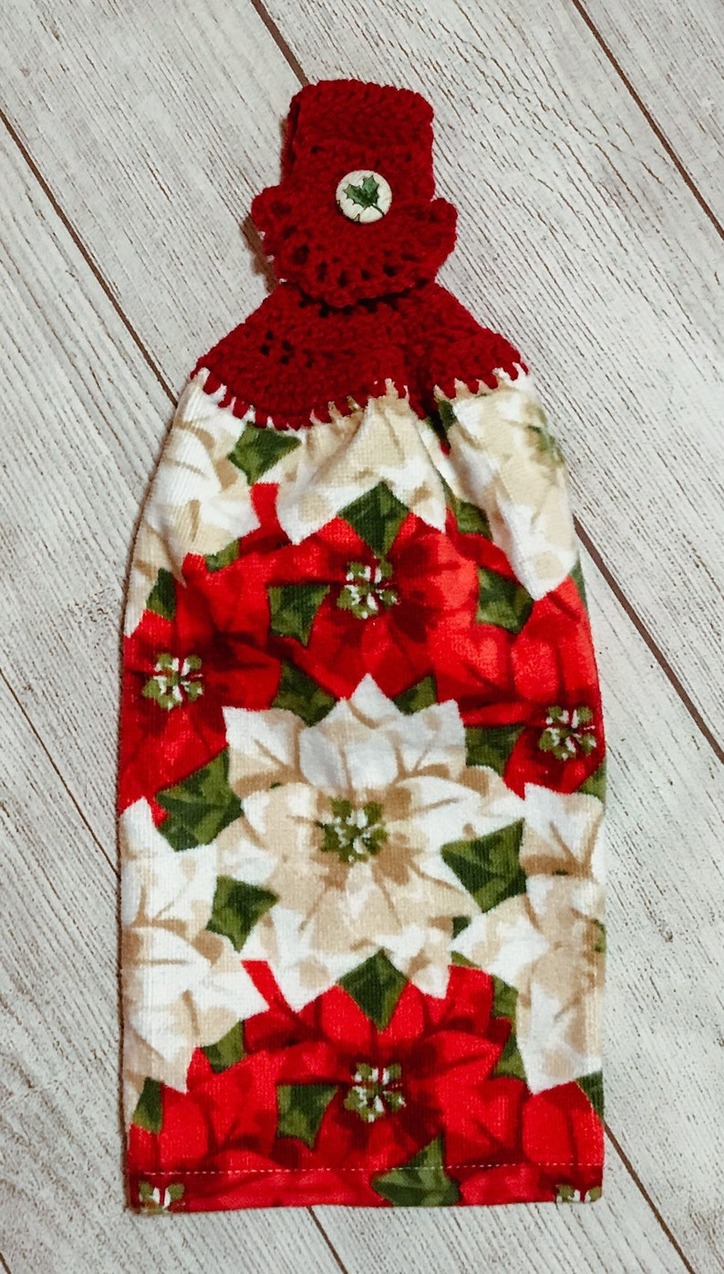 christmas hand towels sale