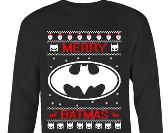 more colors batman christmas sweatshirt batman christmas sweater