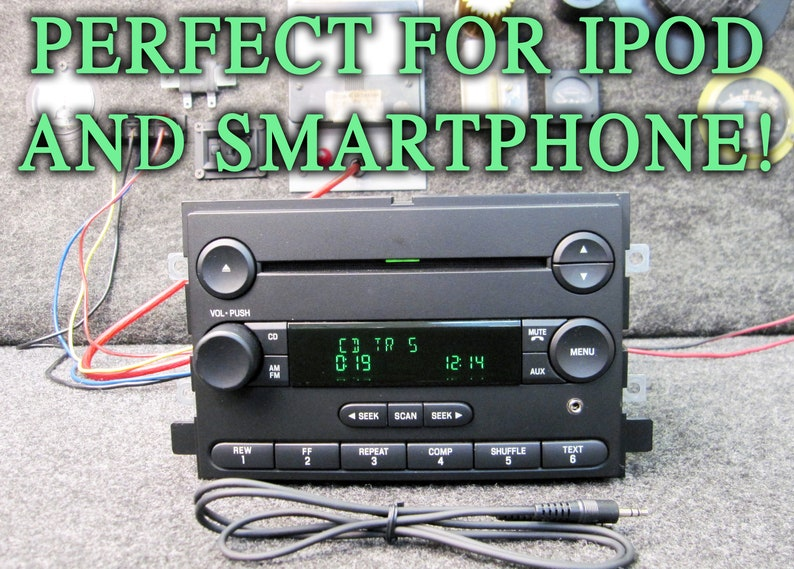 2005 ford f150 dvd player