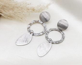 """""""Enza"""" earrings"""
