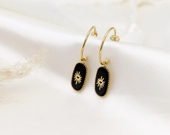 """Lyvia"" earrings"