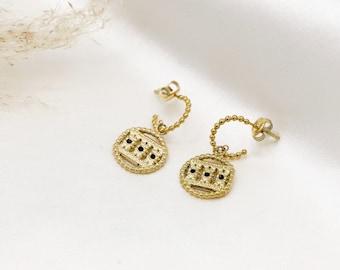 """Mona"" earrings"