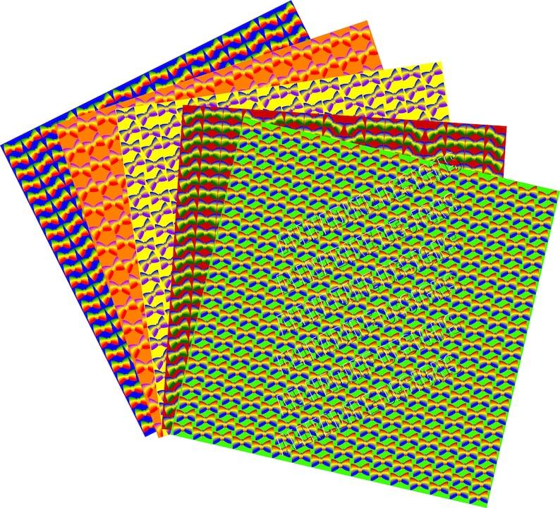 Bow Digital Paper Pack