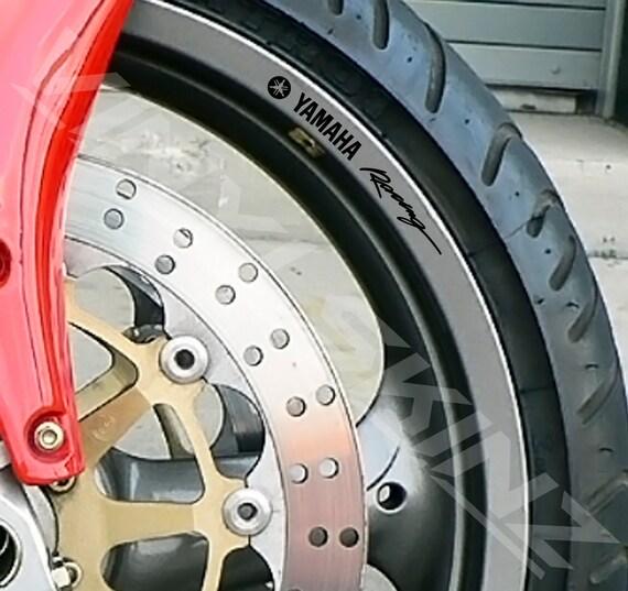 Yamaha Racing Logo Premium Cast Fairing Stickers Decals Kit YZF R1 R3 R6 MT FZ