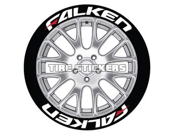 Tire Lettering Shop | TIRE STICKERS