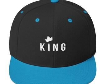 161e1ce5cf49a King Snapback - Mens Snapback Hat