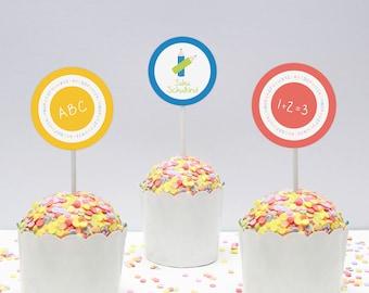 Muffin-Toppers SchoolChild 2021 - Colored Pencil