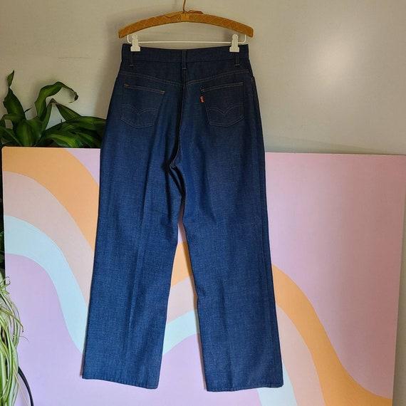 Vintage 1970s Levis Big E Jeans