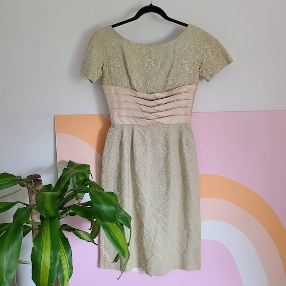 50s Cocktail Party Dress