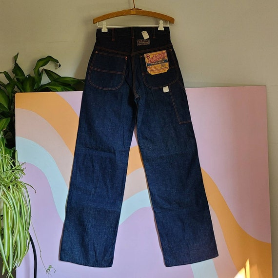 Vintage 70s Deadstock Jeans Old Kentucky