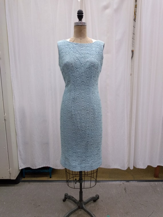 Vintage 1960s sheath dress