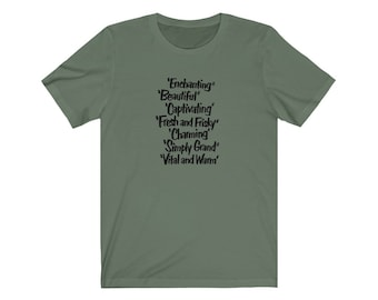 Review T-Shirt