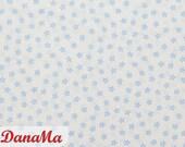 9 Euro meter cotton fabric SEESTERN, fine Popeline fabrics for children, sew mask maritim