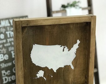 United States Sign