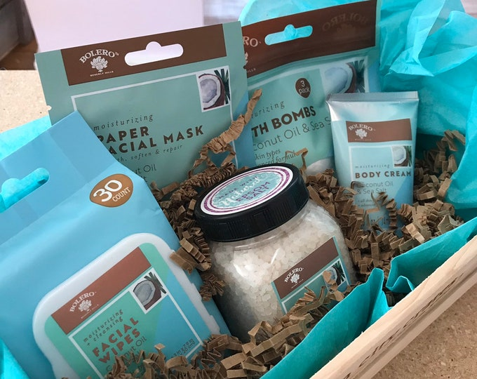 Spa Gift Crate