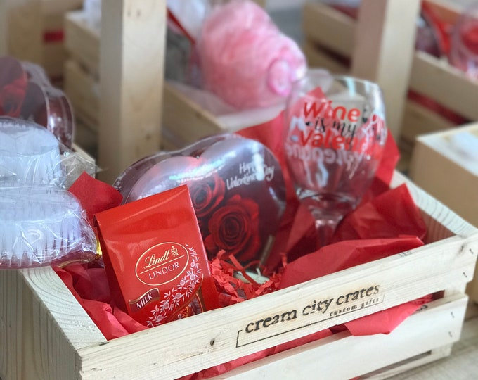 Valentine's Day Crates!