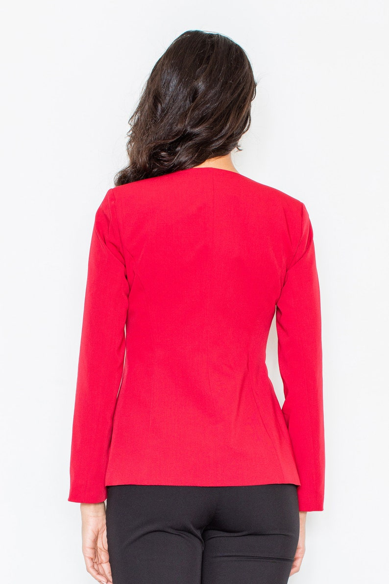 M141 Jacket Red