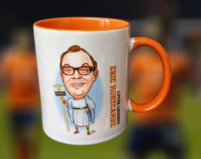 Luton Legends Mug: Eric Morecambe