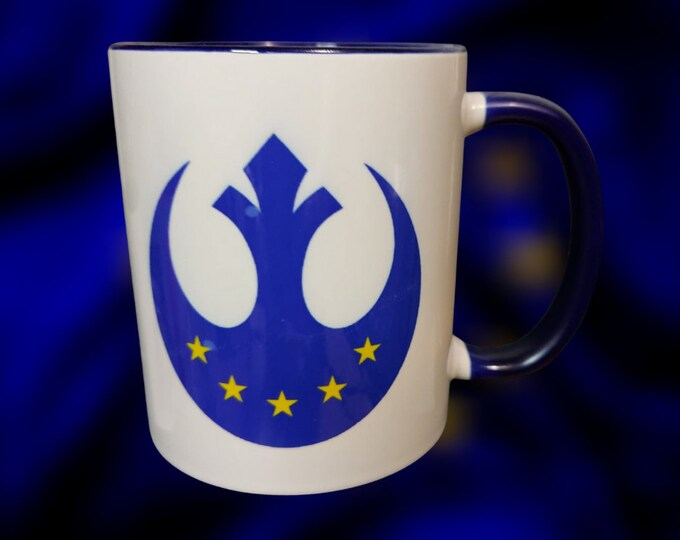 Rebel Alliance - Anti Brexit Mug