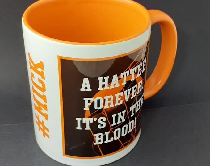 Mug  - LUTON TOWN FC - Personlised Hatters Mug