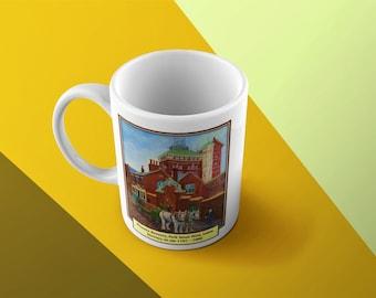 Mug (10oz) - Luton Heritage Series #2 - Phoenix Brewery, Luton