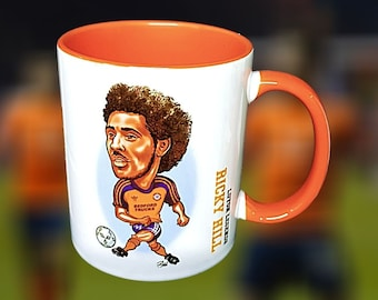 Luton Legends Mug: Ricky Hill