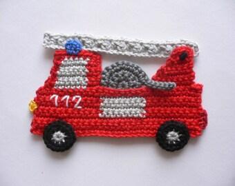 Feuerwehr Haekeln Etsy
