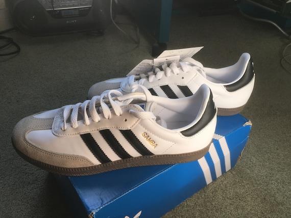 Adidas Samba OG White/Black G17102 Men