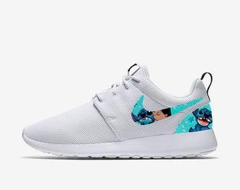5b776dc4c178 Lilo   Stitch Ohana Custom Nike Roshe One