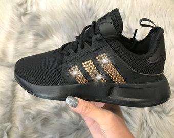 Adidas XPLR schwarzweiß Mädchen Damen Schuhe mit | Etsy