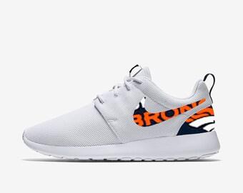 1cd10bd812fc Denver Broncos Custom Nike Roshe One