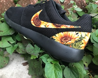 wholesale dealer 7df86 a81c7 Sunflower 2 Custom Nike Roshe One