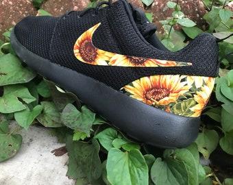 ccba46899ef Sunflower 2 Custom Nike Roshe One
