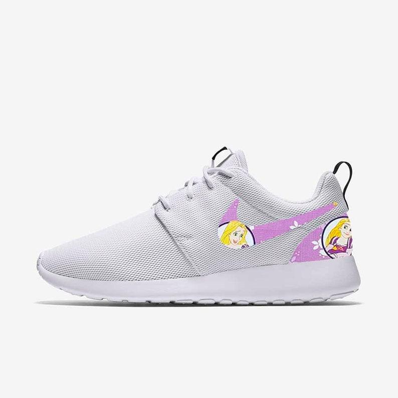 4dd1cf9a0133 Rapunzel Custom Nike Roshe One