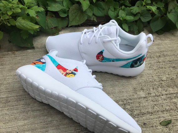 The Little Mermaid Custom Nike Roshe One  1c60640da