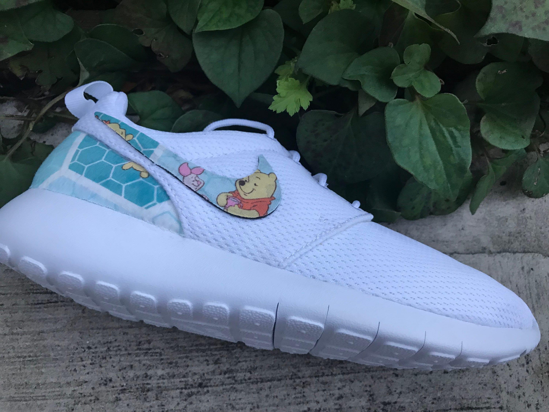 2515e8e3ca89 Winnie the Pooh Custom Nike Roshe One