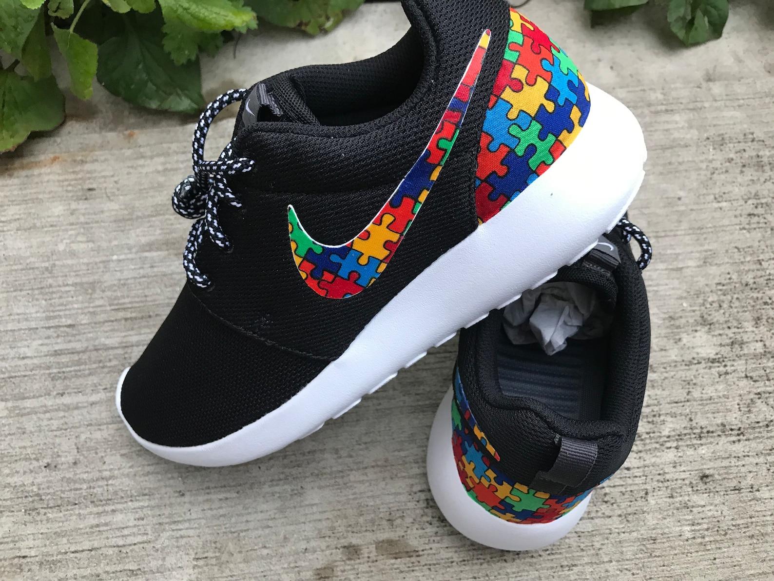 Autism Awareness Sneakers
