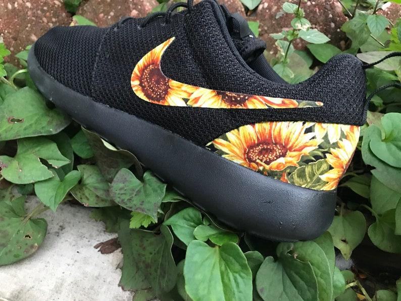 7be8c4a4d84d6 Sunflower 2 Custom Nike Roshe One
